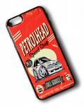 "KOOLART PETROLHEAD SPEED SHOP Mk4 Ford Escort RS Turbo Case For 4.7"" iPhone 6"